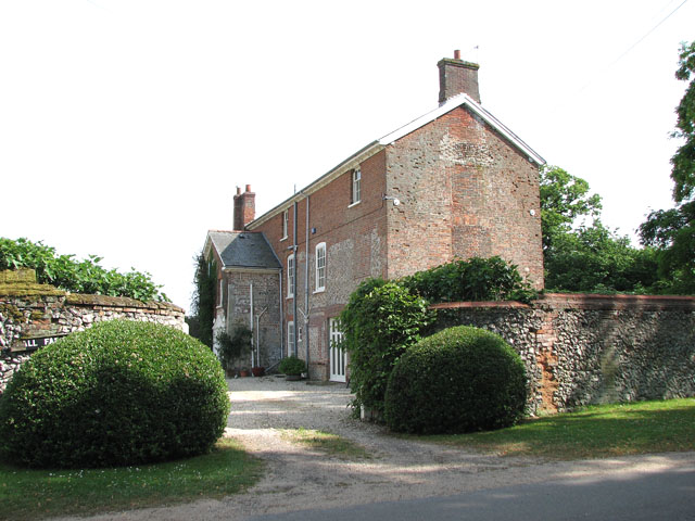 Hall Farmhouse, West Rudham