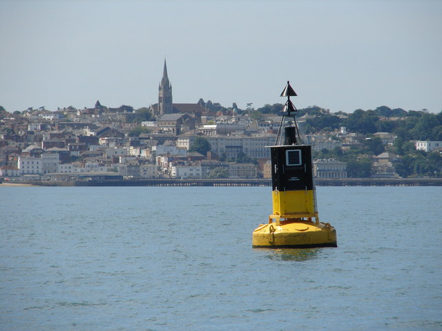 North Sturbridge north cardinal buoy