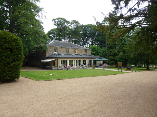 Towneley Hall, Cafec