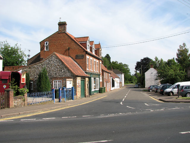 Shops in East Rudham
