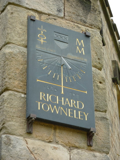 Towneley Hall, Sundial