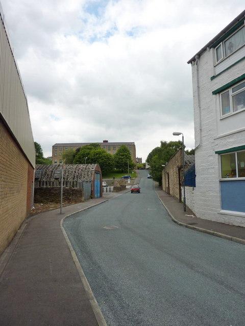 Clitheroe Street, Padiham