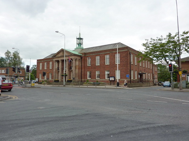Council Offices, Padiham