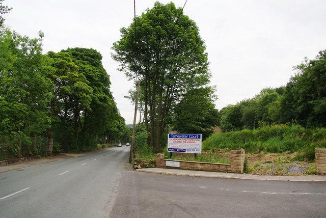 Delph New Road