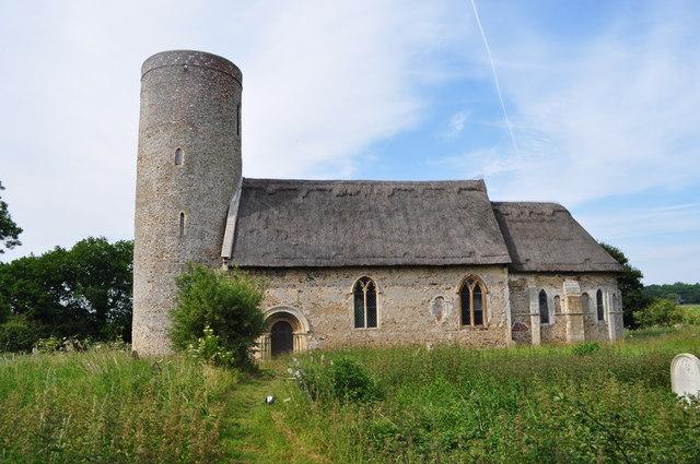 Hales Norman Church