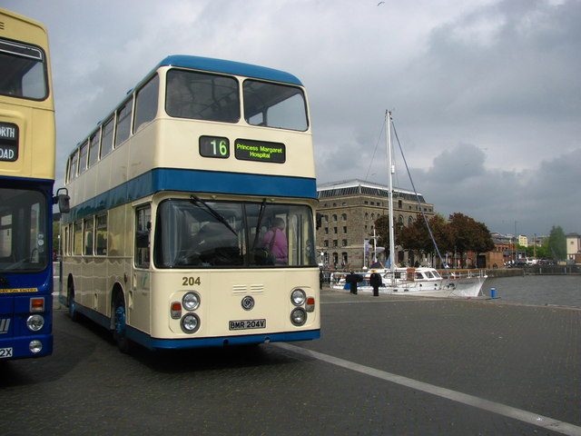 Harbourside Bus and Boat