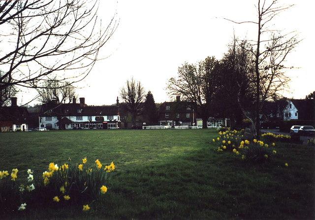 The Green, Horsmonden, Kent