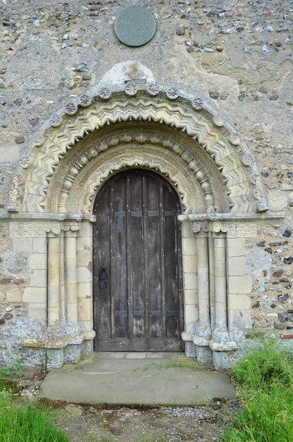 Norman Arch Hales St Margaret