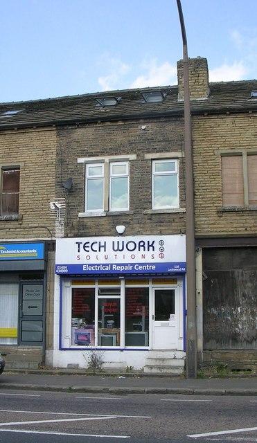 Tech Work Solutions - Lockwood Road
