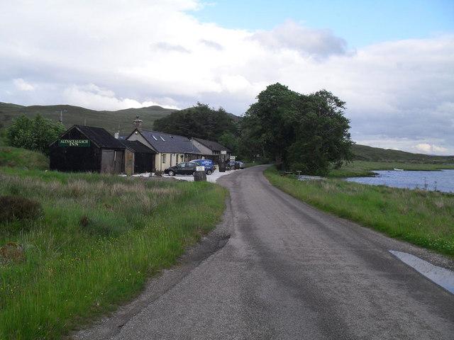 The Altnacealgach Inn