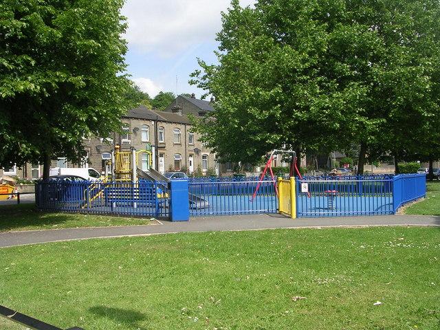 Playground - Macham Street