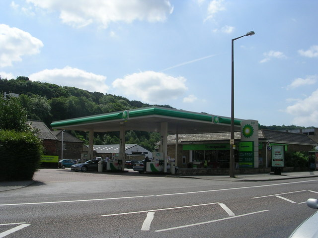 BP Filling Station - Lockwood Road