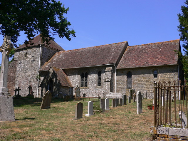 Bepton church and war memorial