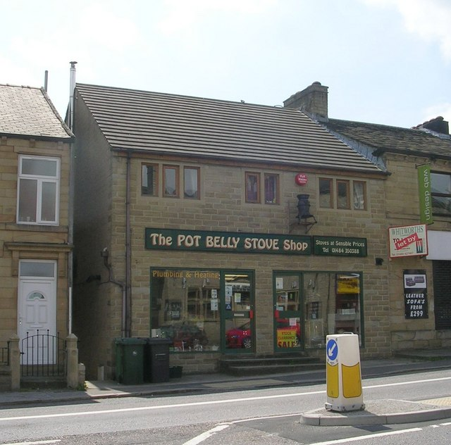 The Pot Belly Stove Shop - Lockwood Road