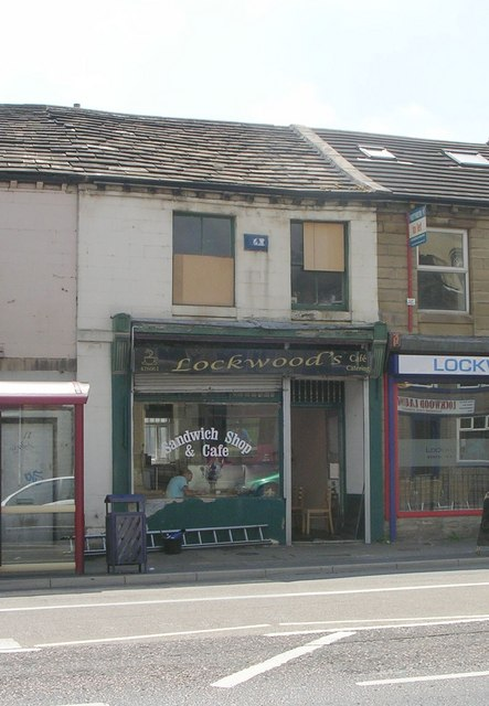 Lockwood's Cafe - Lockwood Road