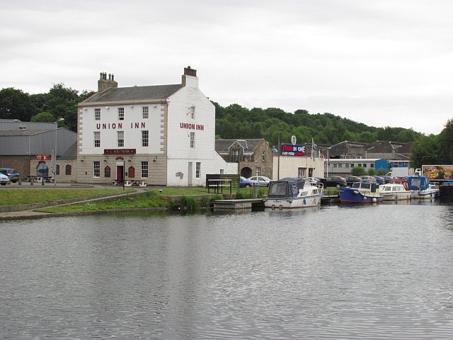 Union Inn and junction site