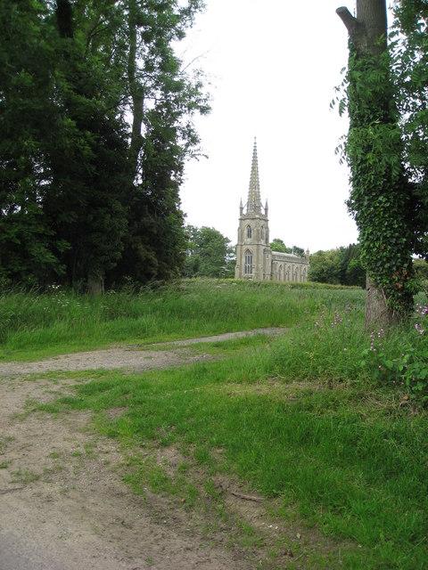 Sausthorpe - St. Andrew's Church