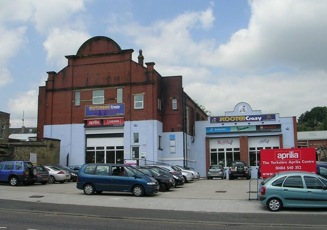 Former Excelda Cinema - Lockwood Road