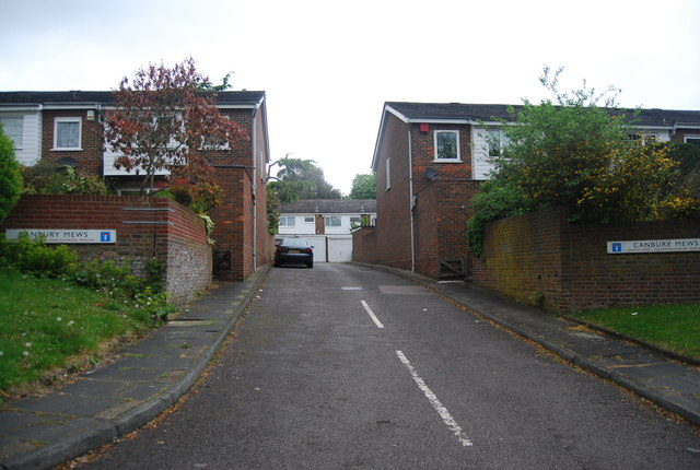 Canbury Mews, Wells Park Rd
