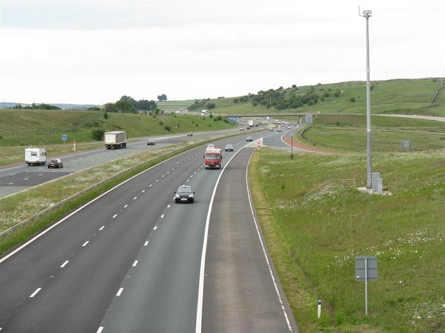 M6, Junction 39
