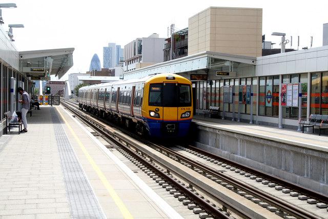 Haggerston Station