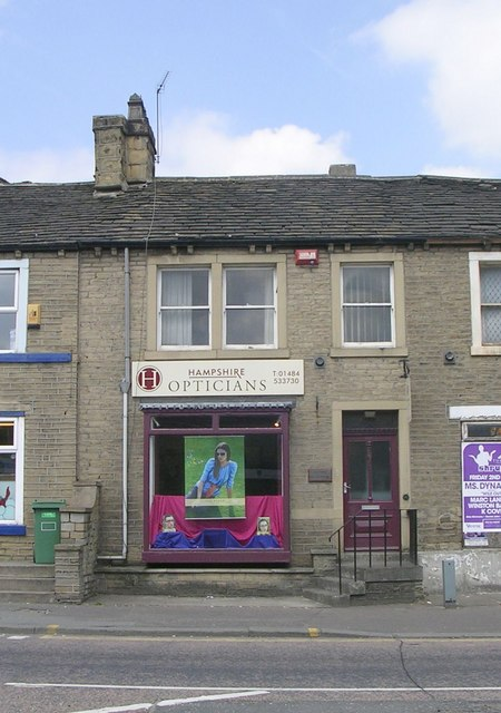 Hampshire Opticians - Lockwood Road