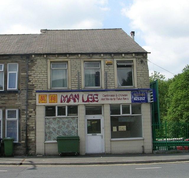 Man Lee Takeaway - Bridge Street