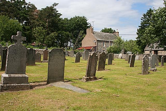 Chapeltown Graveyard