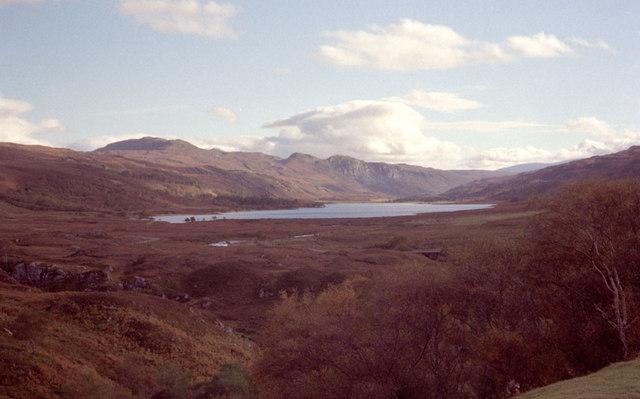 Autumn in Glen Achall