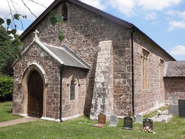 Posbury Chapel