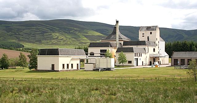 Braeval Distillery