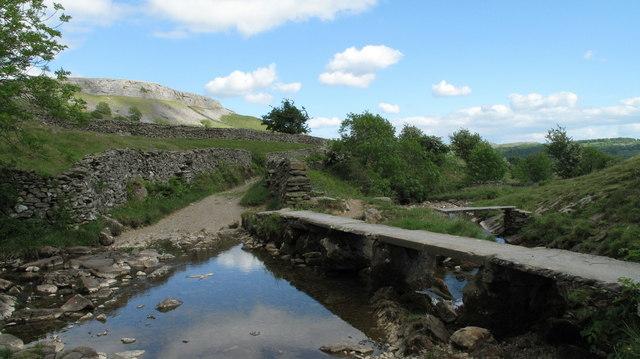 Three Crossings of Austwick Beck