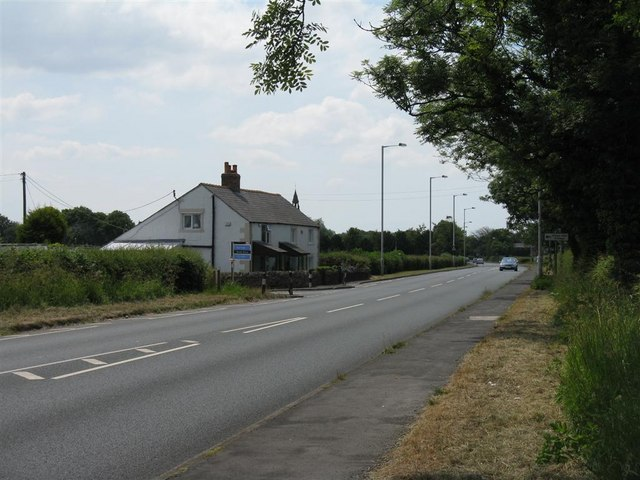 Preston Road, near Grimsargh