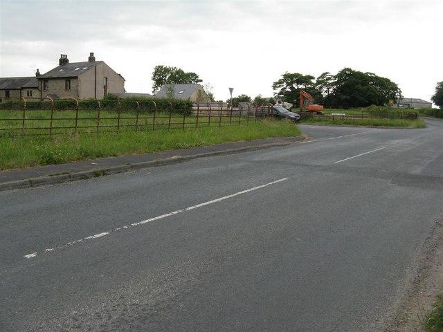 Inglewhite Road