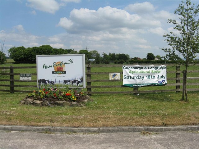 Alston Dairy
