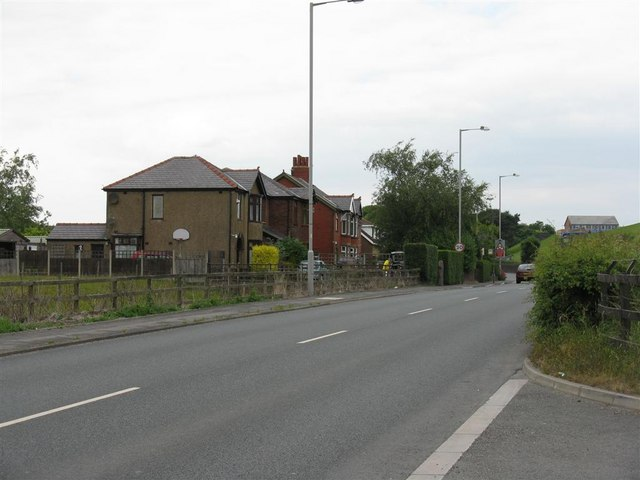 Preston Road, Longridge