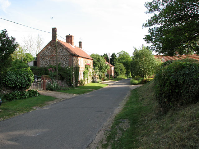 Cottages in Tatterford