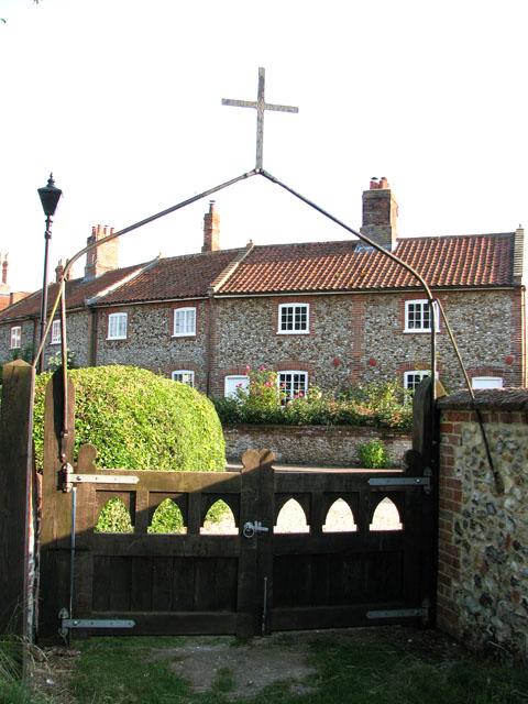 Cottages in West Raynham