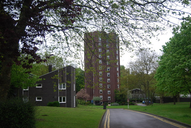 Towerblock, Crystal Palace Park