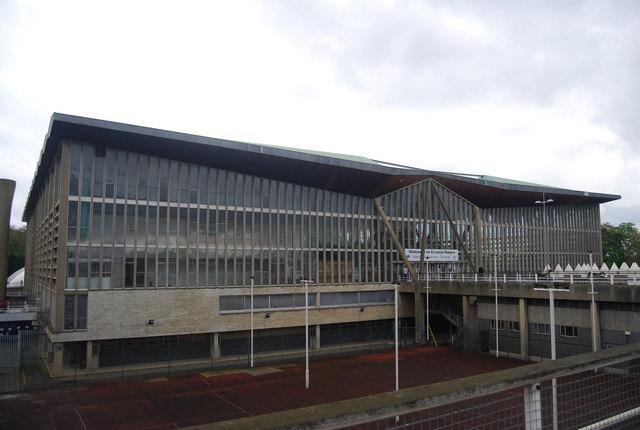 National Sports Centre, Crystal Palace