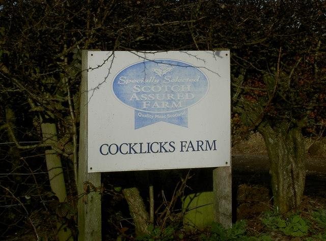 Farm near Dumfries