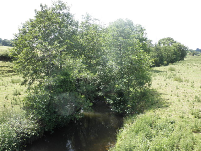 River Yeo, near Gunstone Mill