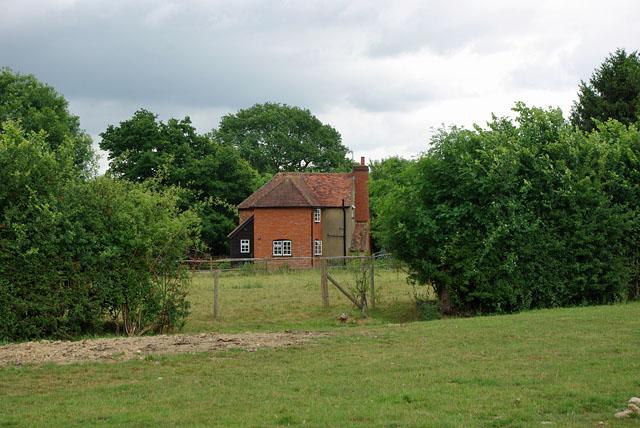 Cottage north of Gadbrook Road