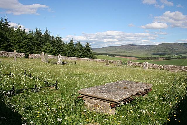 Buiternach Cemetery