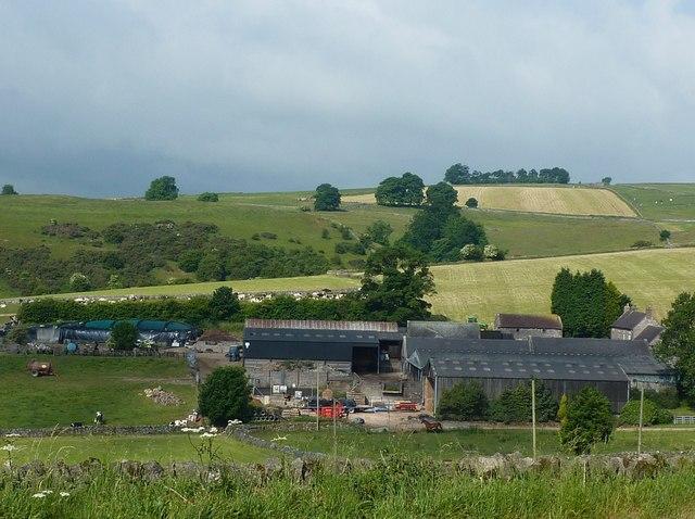 Sharplow Farm, Tissington