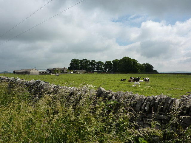 Standlow, a farm in Newton Grange CP