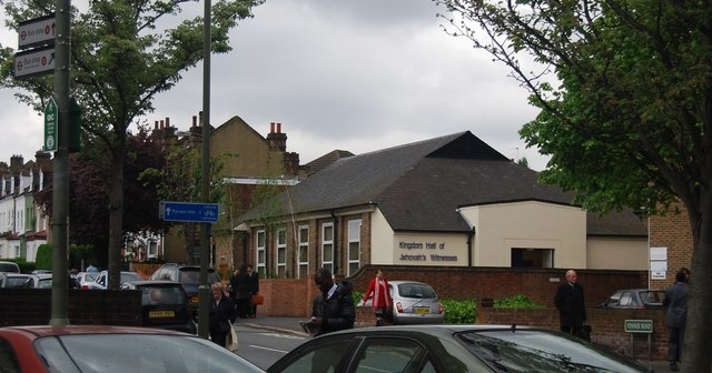 Kingdom Hall of Jehovah's Witness, Venner Rd