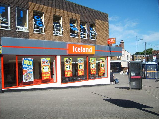 Iceland Sedgley