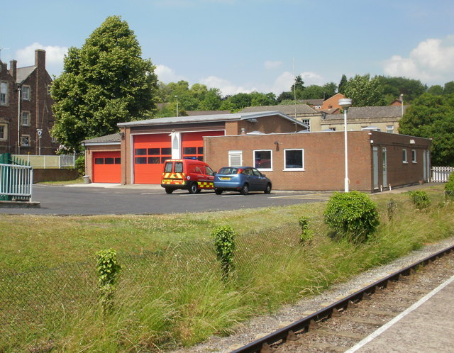 Lydney Community Fire and Rescue Station
