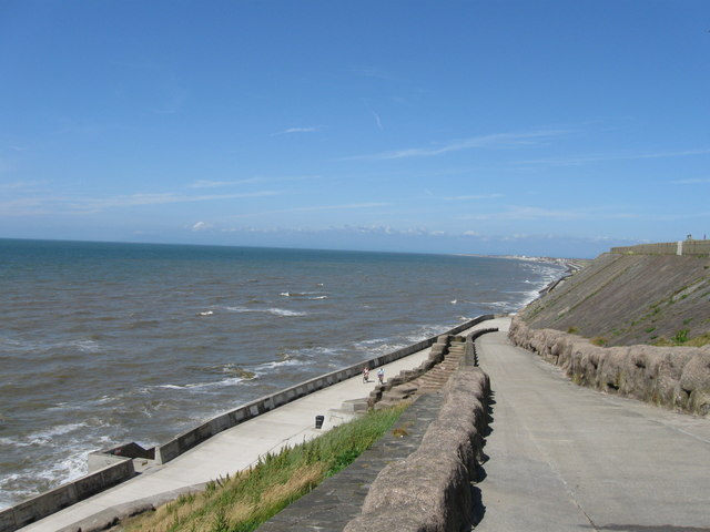Lancashire Coastal Way, Bispham